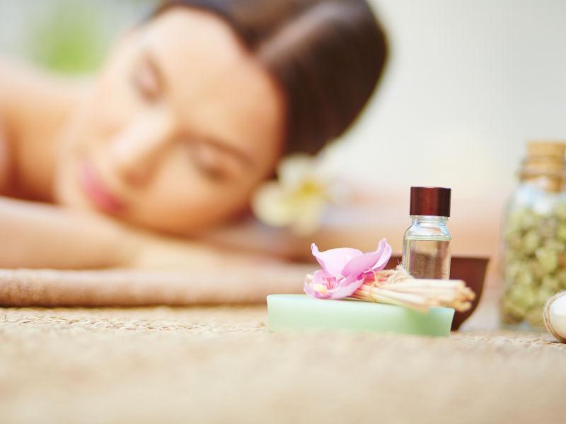 Aromatherapy Massge Blend
