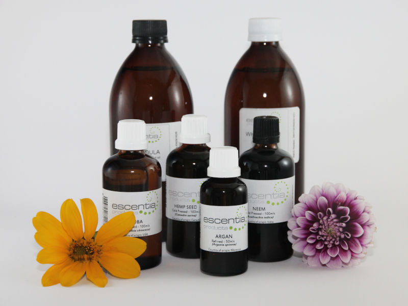 vegetable extracts, fixed oils